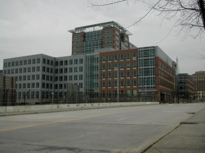 Technology Square building